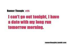 Plan to run!