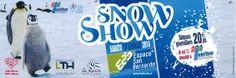 Espace San Bernardo compie 30 anni e sabato 18 Gennaio grande evento Snow Show.