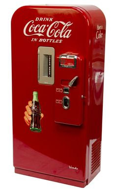 My own drink (Diet Coke) machine.now that would be living! Coca Cola Cooler, Pepsi Cola, Psychobilly, Coca Cola Decor, Old Scool, Coke Machine, World Of Coca Cola, Diet Coke, Coco