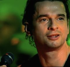 Dave Gahan ❤️ From One Night in Paris #DaveGahan #Dave #Gahan  #DepecheMode #Depeche #Mode #GahanEyes