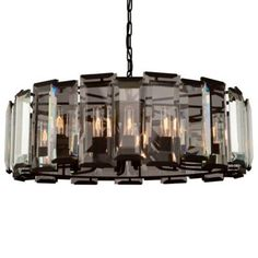 Palisades Chandelier by Artcraft at Lumens.com