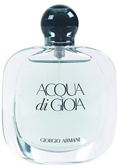 Acqua Di Gioia by Giorgio Armani Eau De Parfum Spray for Women, 1.70-Ounce - http://www.theperfume.org/acqua-di-gioia-by-giorgio-armani-eau-de-parfum-spray-for-women-1-70-ounce/