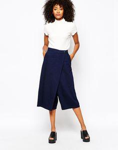 84f26eb20a93c7 14 meilleures images du tableau mode jupe-culotte en 2016   Jupe ...