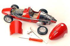 1/18 CMC Modellauto Ferrari 500 F2 1953: