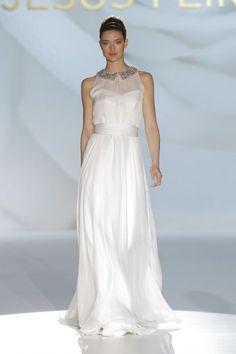 A colecção perfume de vestidos de noiva de Jesús Peiró – BBW Image: 5