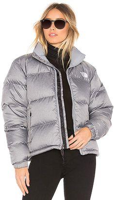 0294c6f97f The North Face 1996 Retro Nuptse Jacket Grey North Face Jacket