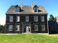 The Olson House, Cushing Maine (made famous by Andrew Wyeth) photo by Becky Harris