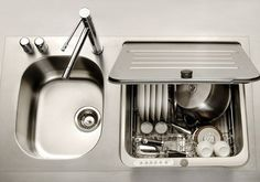 Dishwasher SInk