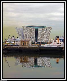 Titanic Belfast, Museum, Antrim, Northern Ireland Copyright: Noel Byrne