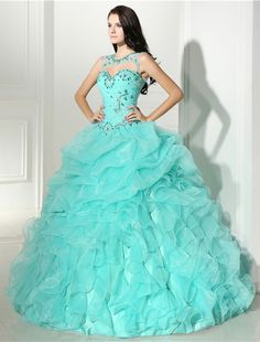 f89657ade5b 69 Great Long mint green prom dress images in 2019
