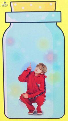 #V HAPPY EVER AFTER CLOUD CARD ©️ 청초 & 309cm