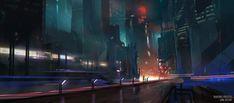 Blade Runner + Process by jordangrimmer
