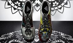 "adidas Unveils the Limited Edition adizero F50 ""Tattoo""  #adidas #adidasadizerof50"