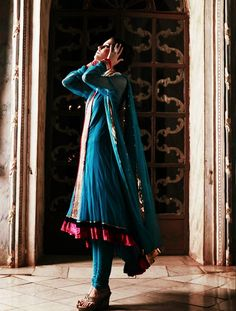 declaring amarprem for the alluring, elegant and timeless anarkali Ethnic Fashion, Indian Fashion, Cotton Anarkali, Bollywood Fashion, Bollywood Style, South Asian Bride, Desi Clothes, Punjabi Wedding, Shalwar Kameez