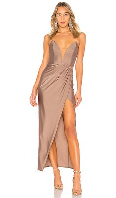 5bb927de291b online shopping for Tanya Slinky One Shoulder Wrap Midi Dress from top  store. See new offer for Tanya Slinky One Shoulder Wrap Midi Dress