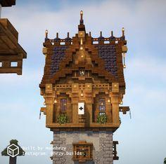 Minecraft Creative Ideas, Minecraft Projects, Minecraft Crafts, Minecraft Earth, Minecraft Castle, Minecraft House Designs, Minecraft Creations, Minecraft Survival, Minecraft Construction