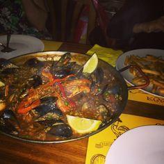 #paella#food#yummy#callela #calellabcn #momentscalella