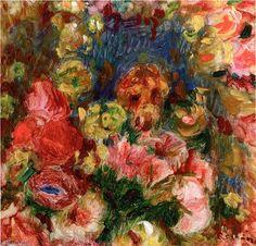 Pierre-Auguste Renoir >> Fleurs