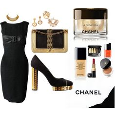 """chanel"" by thomcin on Polyvore"