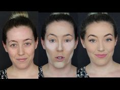 How to Completely Cover Under Eye Hollows  - YouTube