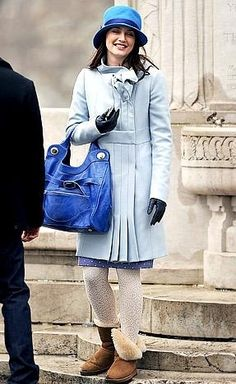 """Blair's Uggs 