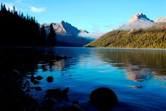 Red Fish Lake--one o