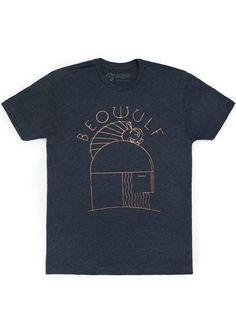 Look what I found from Out of Print! Beowulf men's book t-shirt – Out of Print #OutofPrintClothing