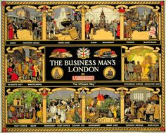 The business man's London ~ Richard T. Cooper