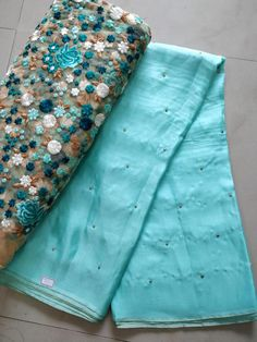 Fancy jute Georgette Sarees with blouse - Elegant Fashion Wear Elegant Fashion Wear Explore the trendy fashion wear by different stores from India Jute Sarees, Jute Silk Saree, Raw Silk Saree, Chiffon Saree, Georgette Sarees, Cotton Saree, Organza Saree, Silk Saree Blouse Designs, Fancy Blouse Designs