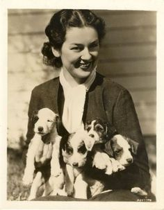 """Rosalind """"Roz"""" Russell (1907-1976)"""