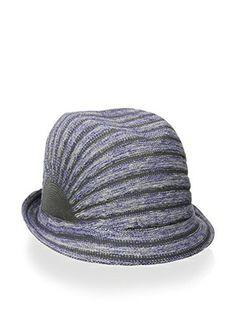 51% OFF Kangol Men's Marl Stripe Duke (Charcoal)