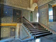 Pilatos Palace in Seville, Spain