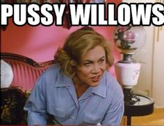 Serial Mom...I just laugh and laugh ..I can still hear her saying this...too funny