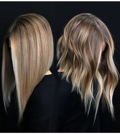 17 medium length angled bob hairstyles Just accept it; Medium Length Angled Bob Hairstyles are very beautiful, comfortable and give a feminine look. Being medium in size, they are very tren. Haircuts For Medium Length Hair, Medium Length Wavy Hair, Long Bob Haircuts, Long Bob Hairstyles, Medium Hair Cuts, Medium Hair Styles, Curly Hair Styles, Hairstyles 2018, Funky Medium Haircuts