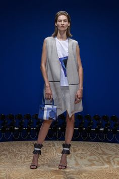 Reed Krakoff, Look #1