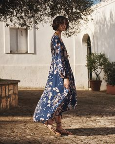"EXCLUSIVE AT NET-A-PORTER: Celebrating women who live life ""fully as both master and muse,"" Borgo De Nor is a dress collection from former Fashion and Sales Directors Carmen Borgonovo and Joana de Noronha. Defined by prints and versatile silhouettes, each style is designed to transition seamlessly from city to beach and have an effortless sensuality."