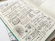 Before we dive in, I'd like to thank Ryder for developing this amazing system over the years and sharing it with the world. I am honored to be sharing a glimpse into my Bullet Journal with you toda...