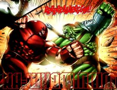 Artists That Should Be Selected For Indestructible Hulk