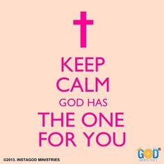 Just. Keep. Calm. :)