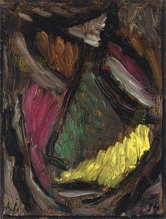 'Meditation' (1934) by Alexej von Jawlensky