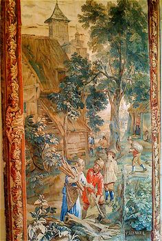 loveisspeed.......: Medieval tapestries art...