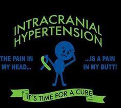 Pain in my butt Intracranial Pressure, Intracranial Hypertension, Endometriosis, Fibromyalgia, Chronic Illness, Chronic Pain, Pseudotumor Cerebri, Cerebrospinal Fluid, Me Condition