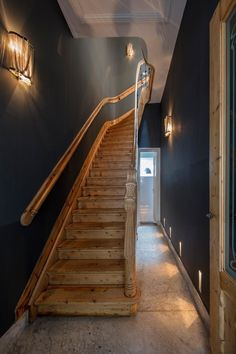 Avenue Concordia 101ab € 2.175.000 Rotterdam, Stairs, Home Decor, Stairway, Decoration Home, Room Decor, Staircases, Home Interior Design, Ladders