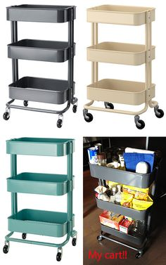 Ikea Kitchen Cart, read more at homecraftsdiy.com Ikea Kitchen Cart, Shoe Rack, Home Accessories, Gadgets, House, Tools, Home Decor, Instruments, Decoration Home