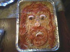 On spaghetti