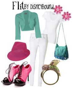 By DisneyBound. Not a fan of the shoes, but everything else is perfect!