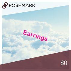 Earrings Earrings Jewelry Earrings
