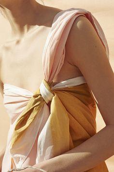 Mirador organic cotton 'Protea' sarong