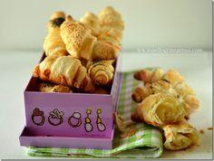 Le pellegrine Artusi: Croissant sfogliato velocissimo
