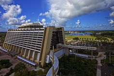 Disney Resorts -- The Contemporary